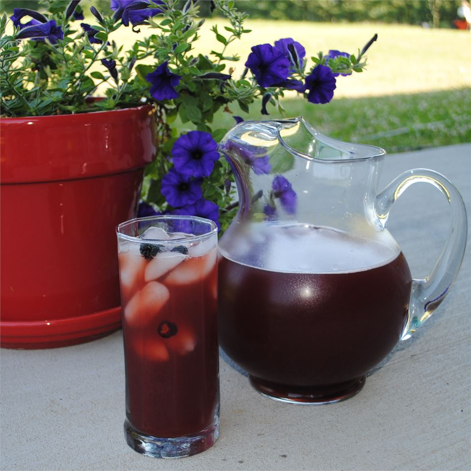 Raspberry Iced Tea Pam Ziegler Lutz