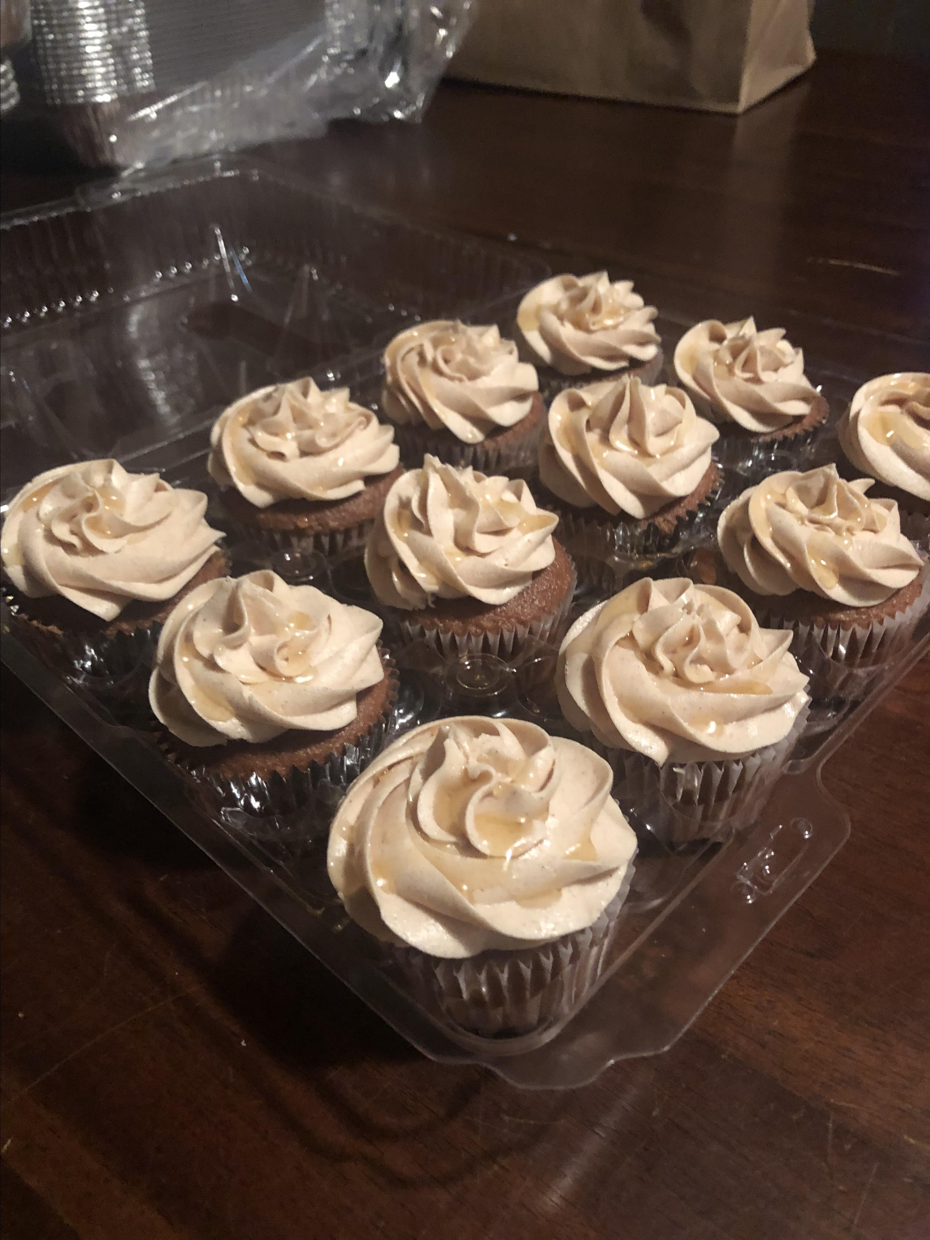 Sopapilla Cupcakes