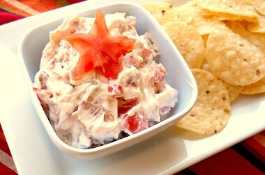 Blt Dip Recipe Allrecipes Com Allrecipes