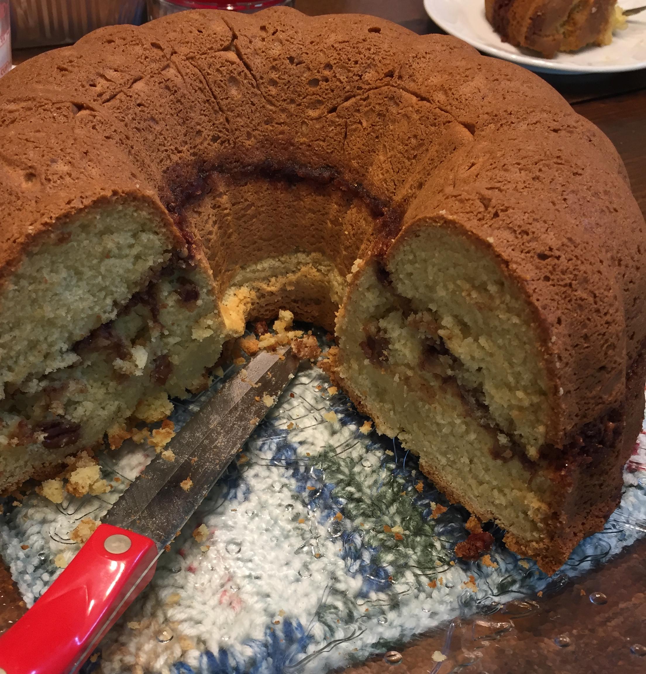 Jewish Coffee Cake