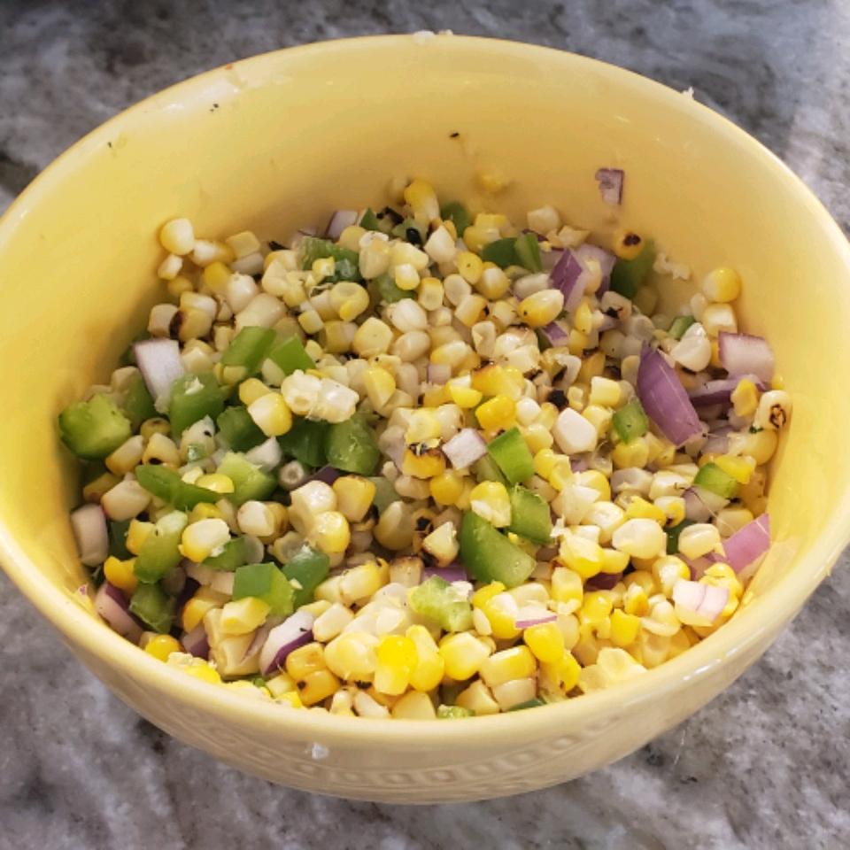 Grilled Corn Salad rizkar99