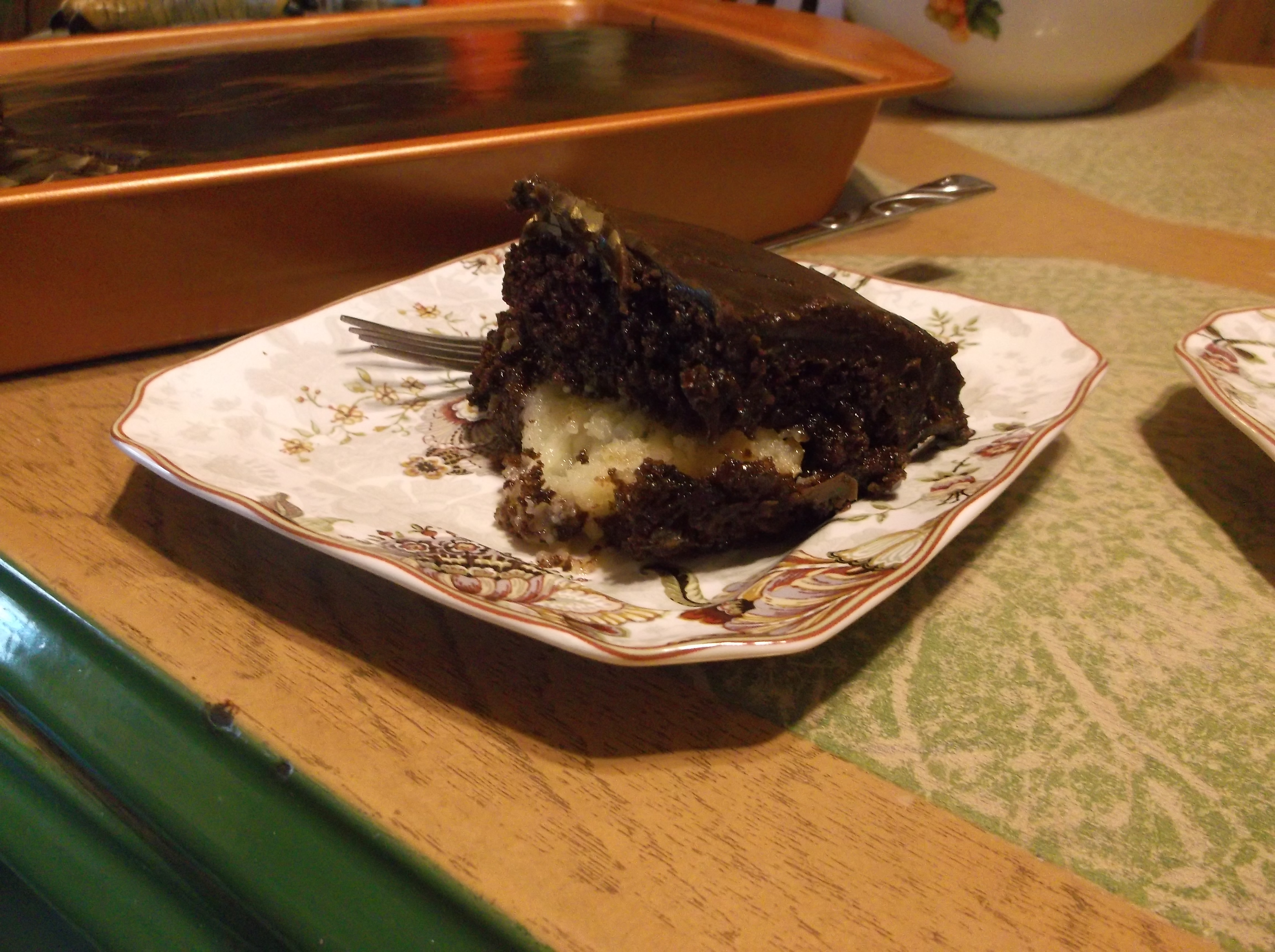 Hurricane Cake