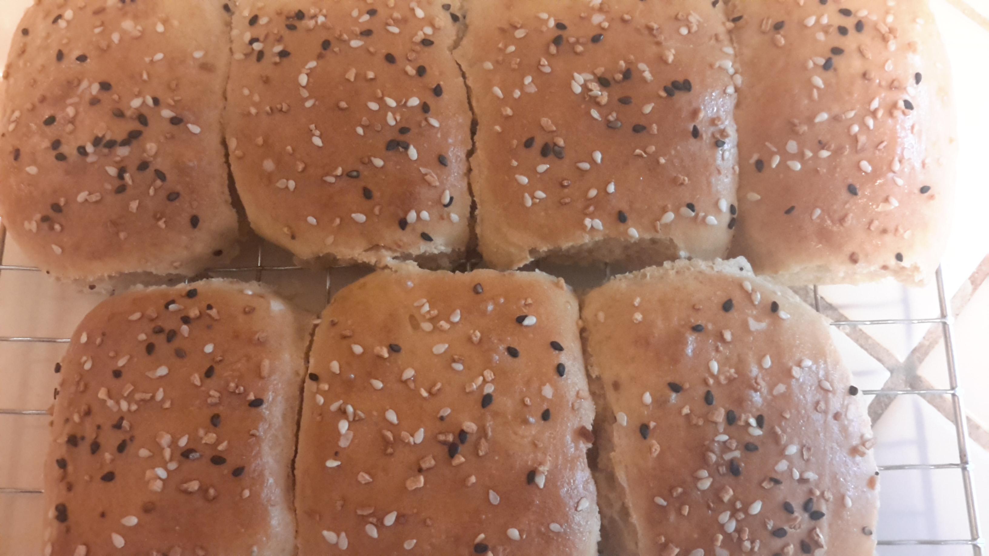 Italian Wheat Rolls patsweb