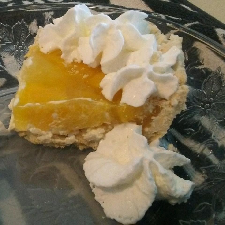 Fresh Mango Pie Dessert