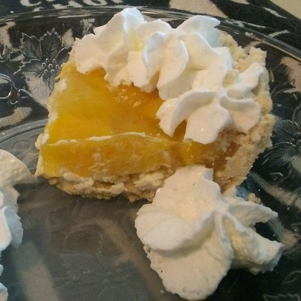 Fresh Mango Pie Dessert Paccha Duchicela