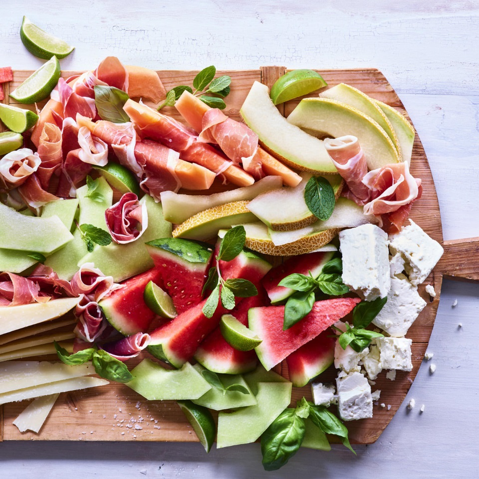 Summer Melon & Cheese Board Allrecipes Trusted Brands