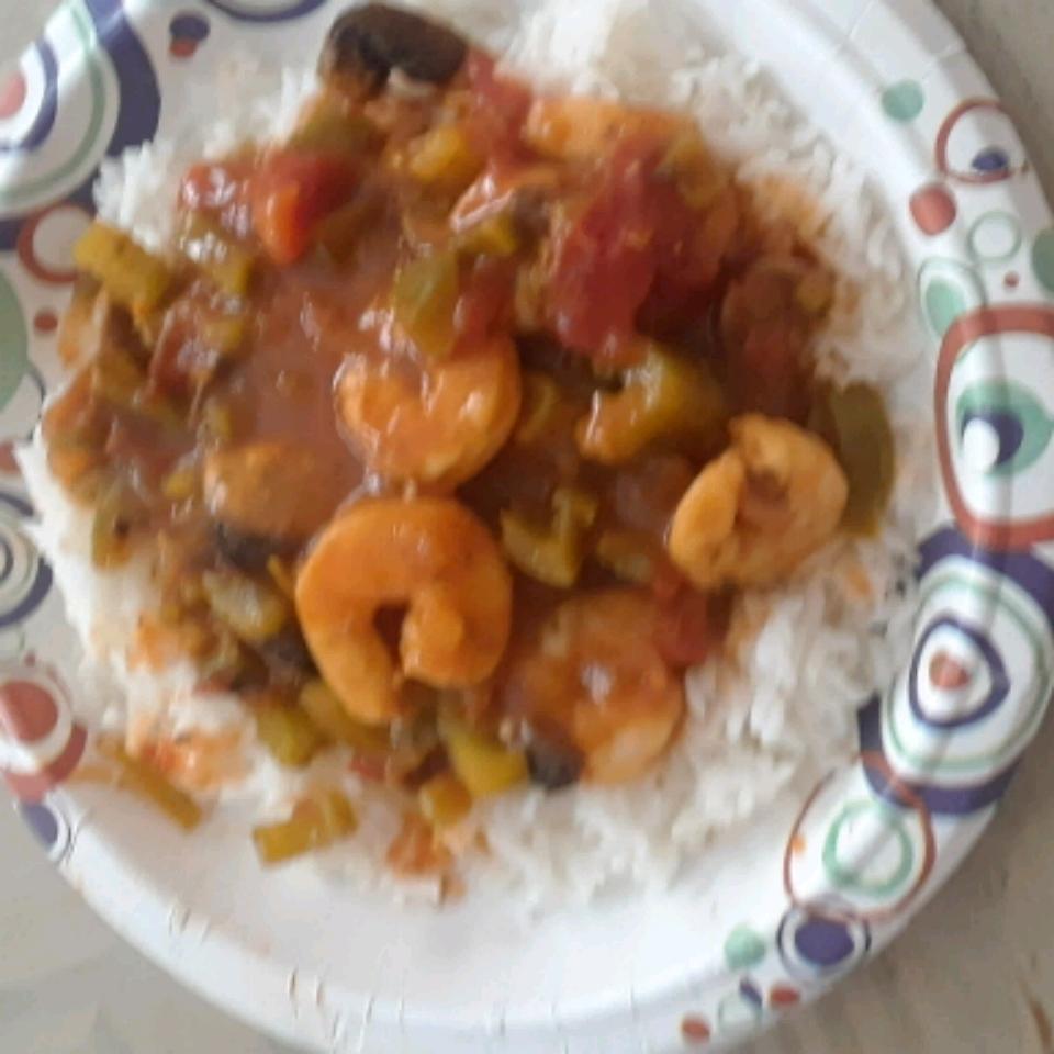Creole Shrimp