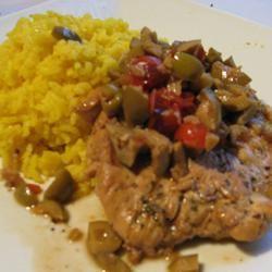 Olive Chicken II