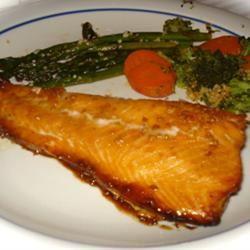 Maple Salmon
