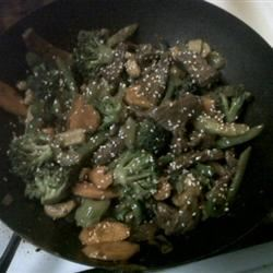 Stir Fried Wok Vegetables ?Carol?