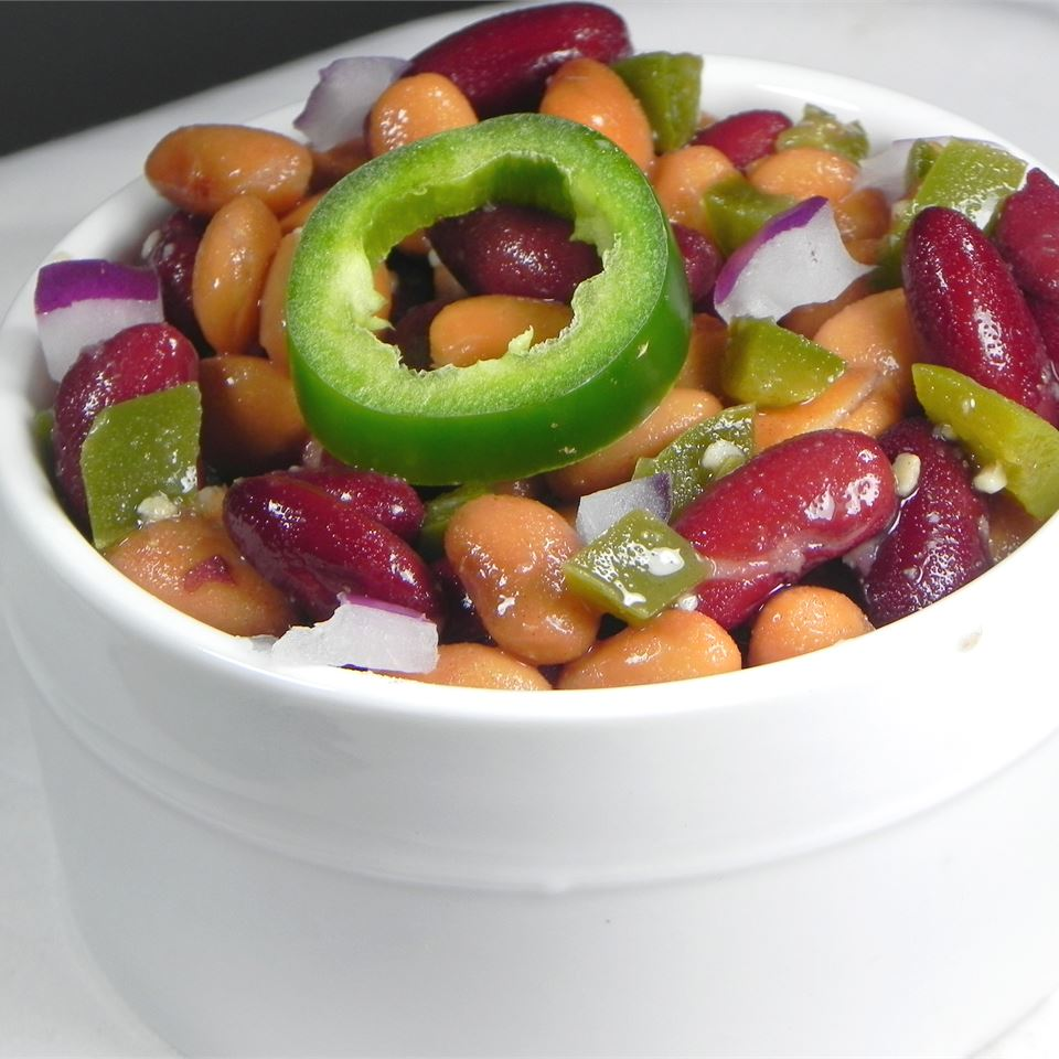 Beer Simmered Beans