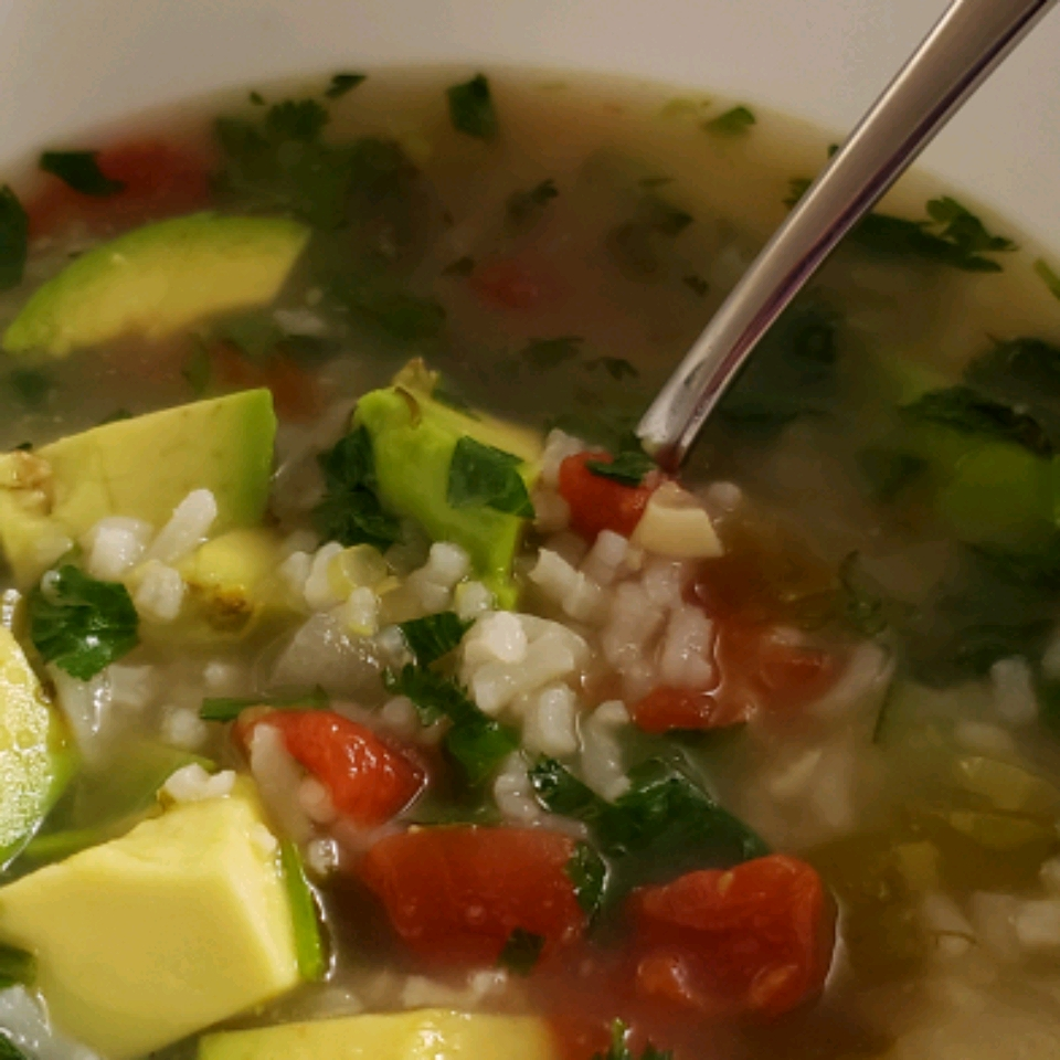 Sopa De Lima (Mexican Lime Soup) WyoKelly