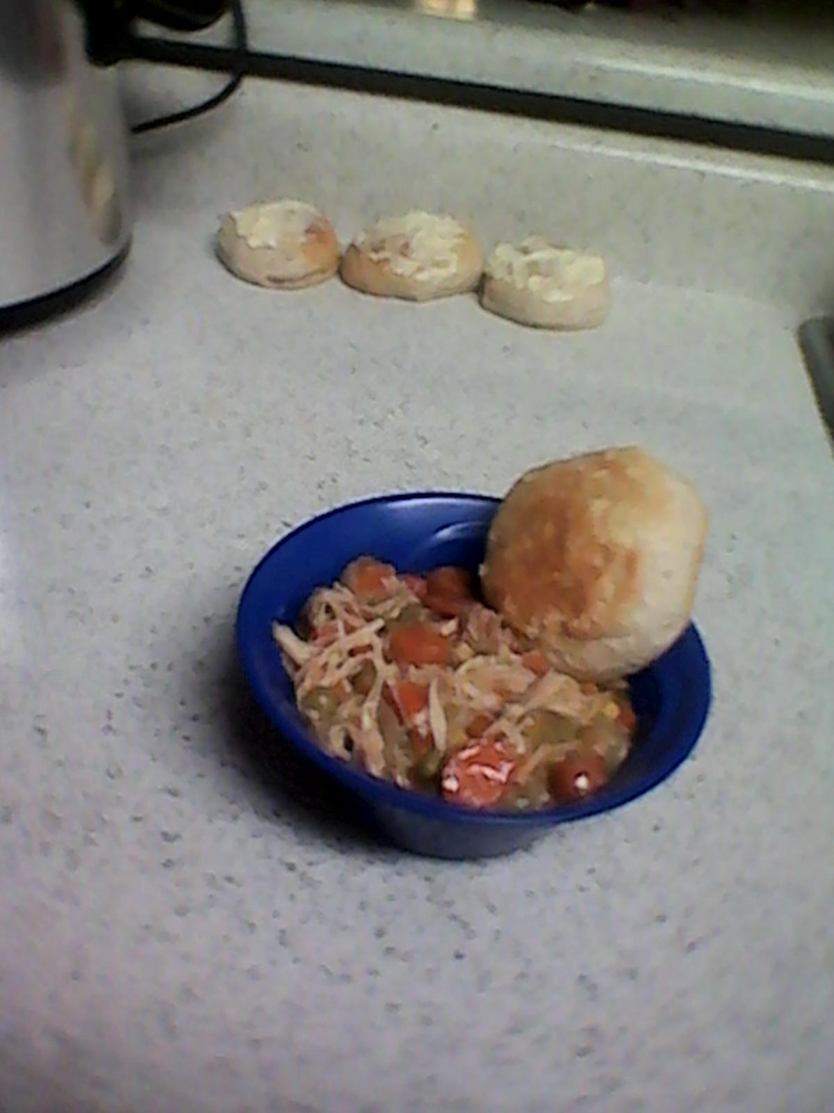 Slow Cooker Chicken Pot Pie Sandra Nacy
