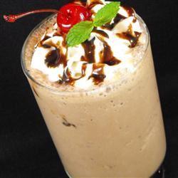 Chocolate Buzz Milkshake