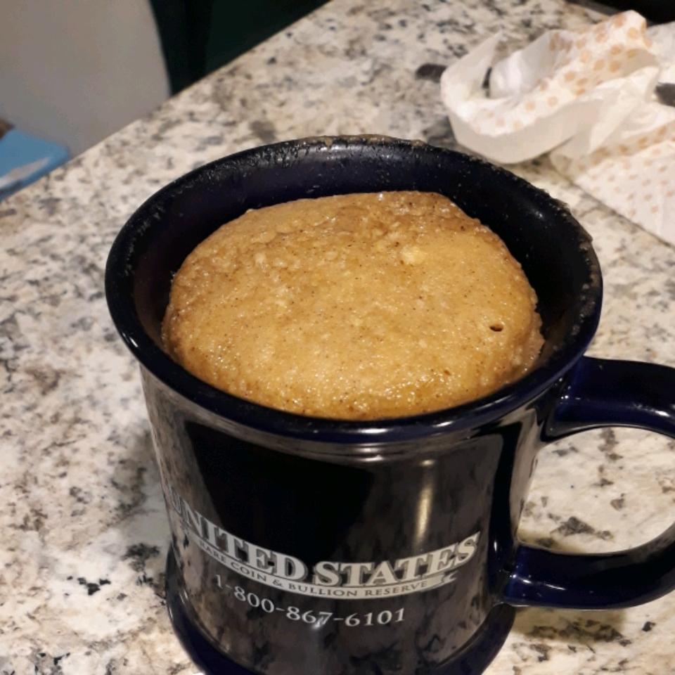 Doughnut in a Mug Jacob Liddle