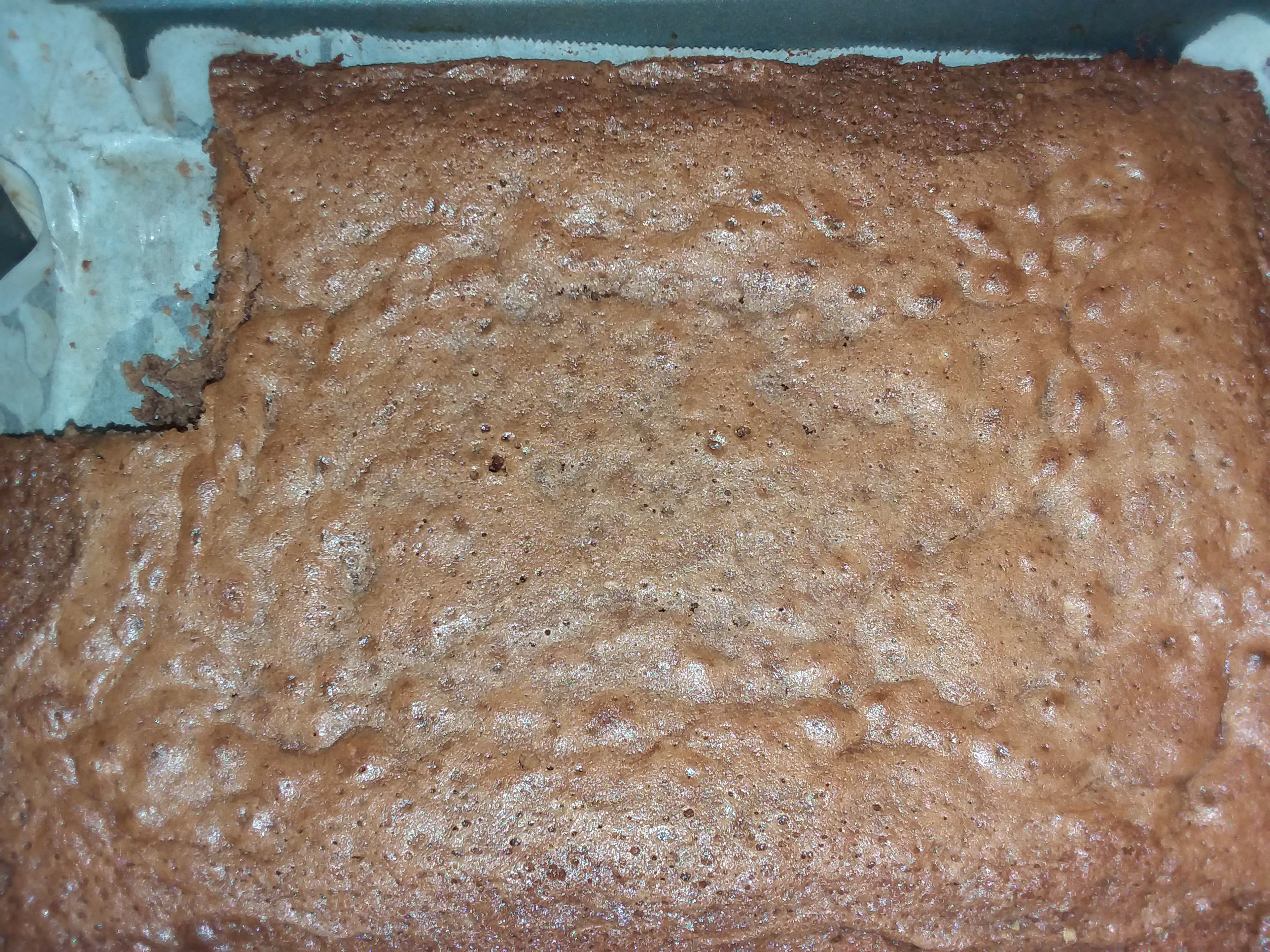 Hot Cocoa Brownies NaTasha Sherwin
