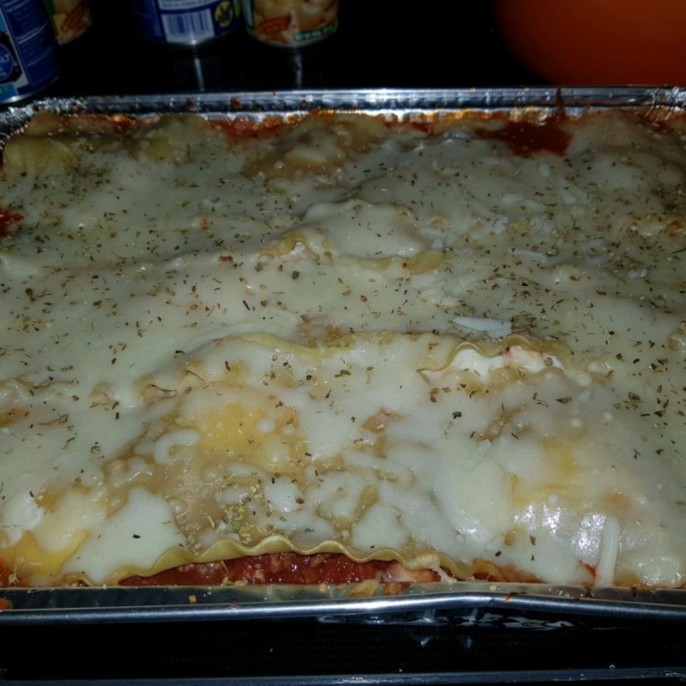 Louise's Lasagna Gavin Fairclough