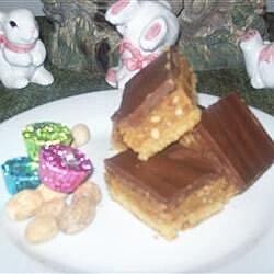 chocolate peanut butter bars i recipe
