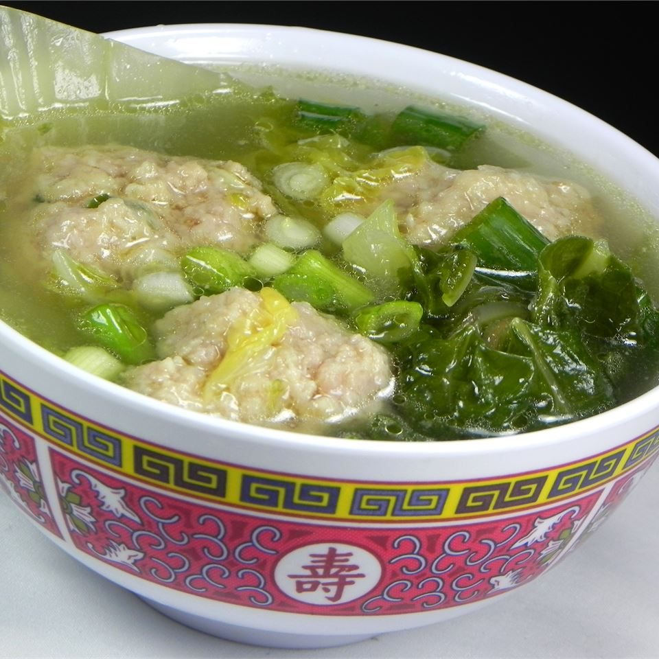 Chinese Lion's Head Soup Lei Lei Wyatt