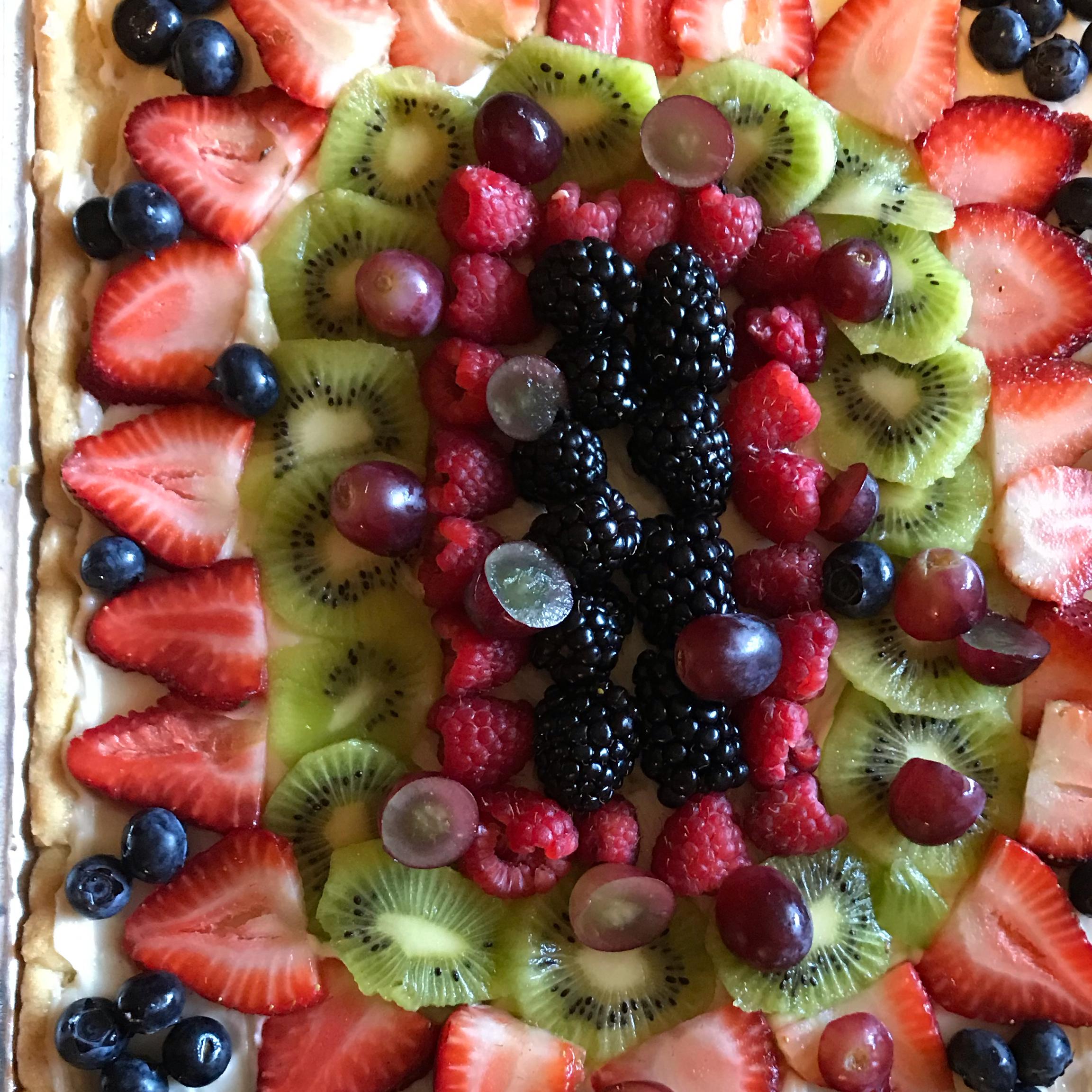 PHILADELPHIA® Fruit Pizza phyllis