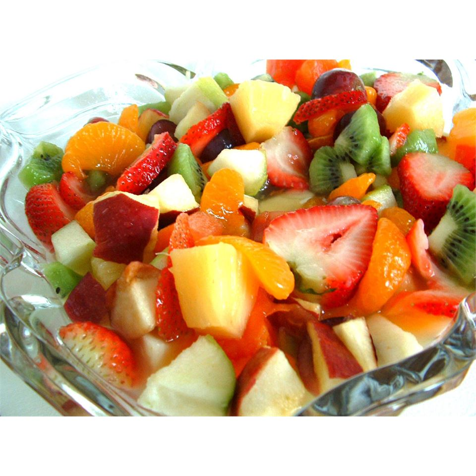Summer Fruit Salad cookingqueen