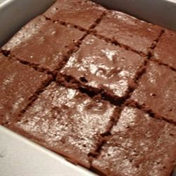 Lower Fat Fudge Brownies Kim Vona