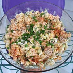 Nell's Macaroni Salad SLMStacy