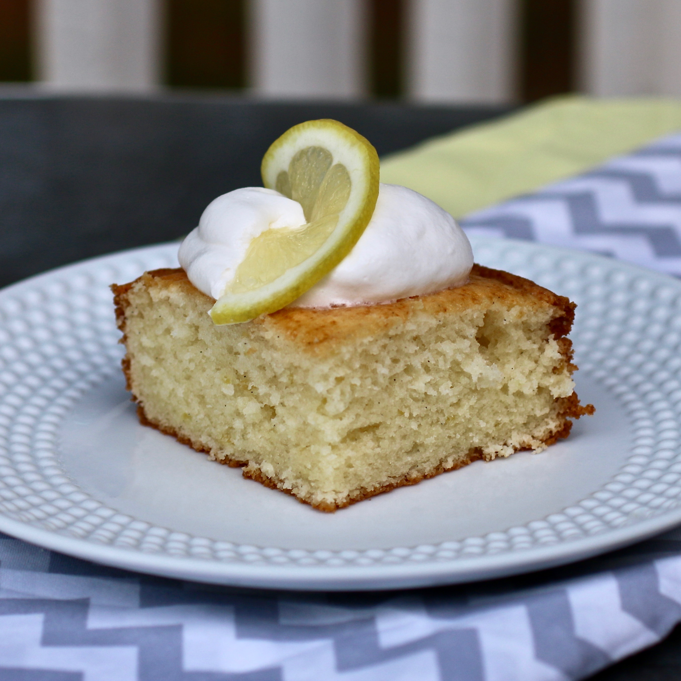 Simple Lemon Cake