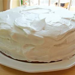 White Cake Frosting II wannabe chefette