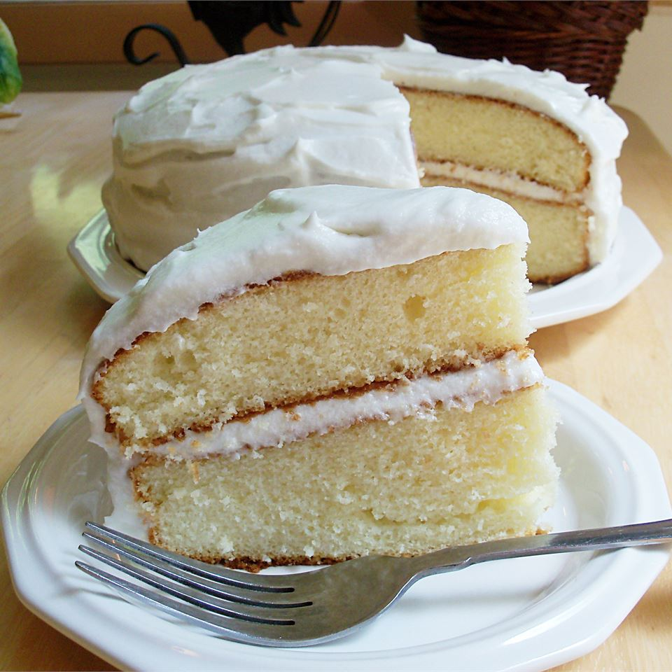 White Cake Frosting II