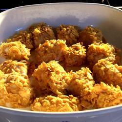 Honey Flaked Chicken jnoles54
