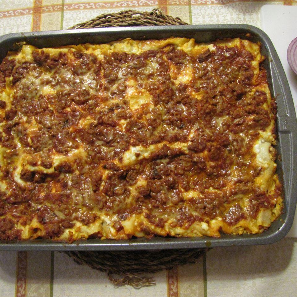 Mom's Lasagna Sharon Dawkins
