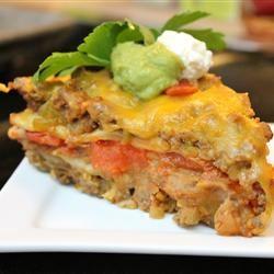 Spicy Mexican Torte Melissa Goff