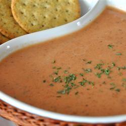 Low-Fat Cream of Tomato Soup Alberta Rose