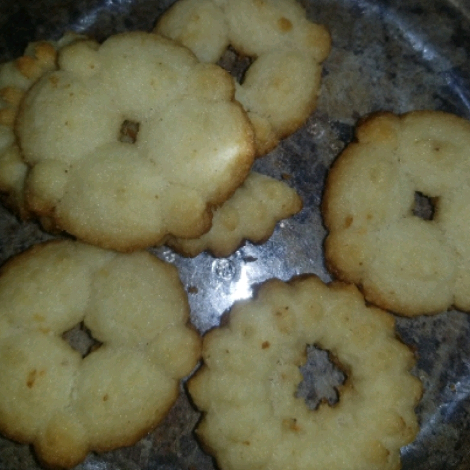 Butter Cookies V Tiffany Martin