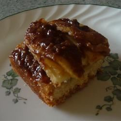 Ukrainian Apple Cake (Yabluchnyk) Anthea