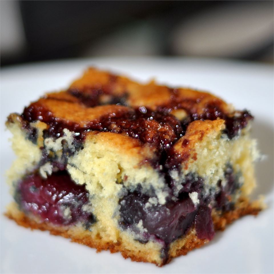 Sweet Polish Cherry Cake