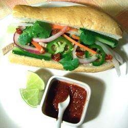 Vietnamese Sandwich SunnyByrd