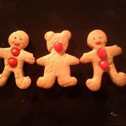 Gingerbread Bears anonymous