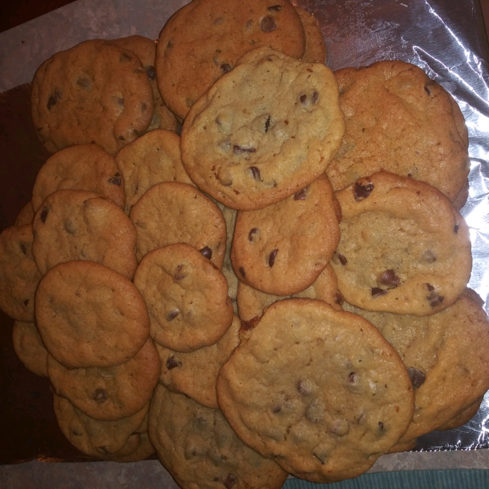Chocolate Chip Cookies VII