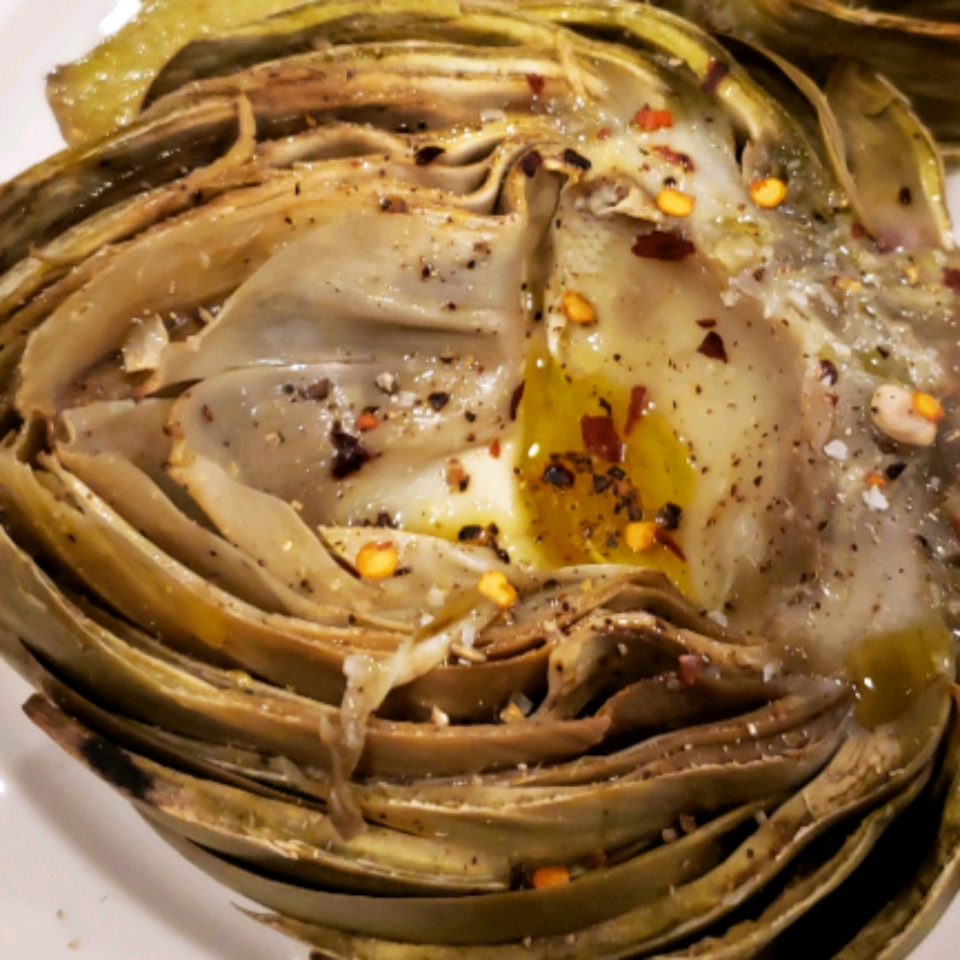 Instant Pot® Steamed Artichokes