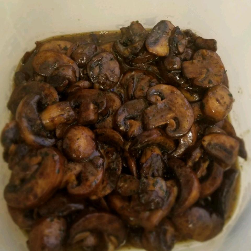 Sauteed Mushrooms Lou Junior