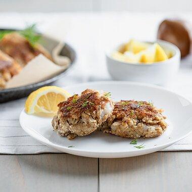 Shrimp & Crab Cakes