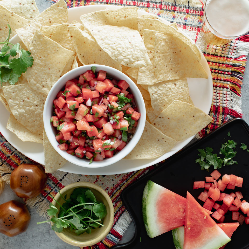 Watermelon Salsa Trusted Brands