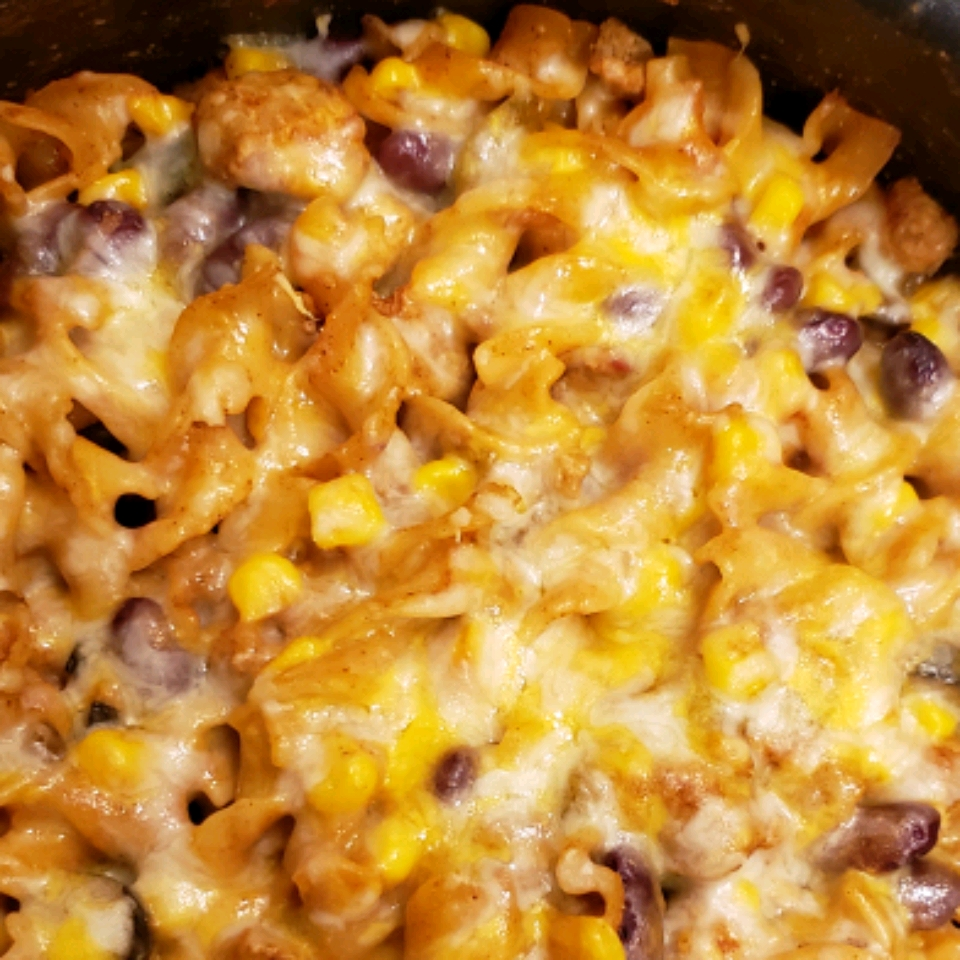 Throw Together Mexican Casserole