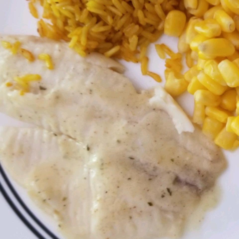Sweet Dijon Basa Swai Fish (or a fish of your choice) Mark Golding