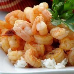 Chipotle Shrimp mominml