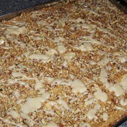Pecan Cardamom Bar Cookies melouise72