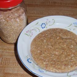 Gluten-Free Hot Breakfast Cereal sueb
