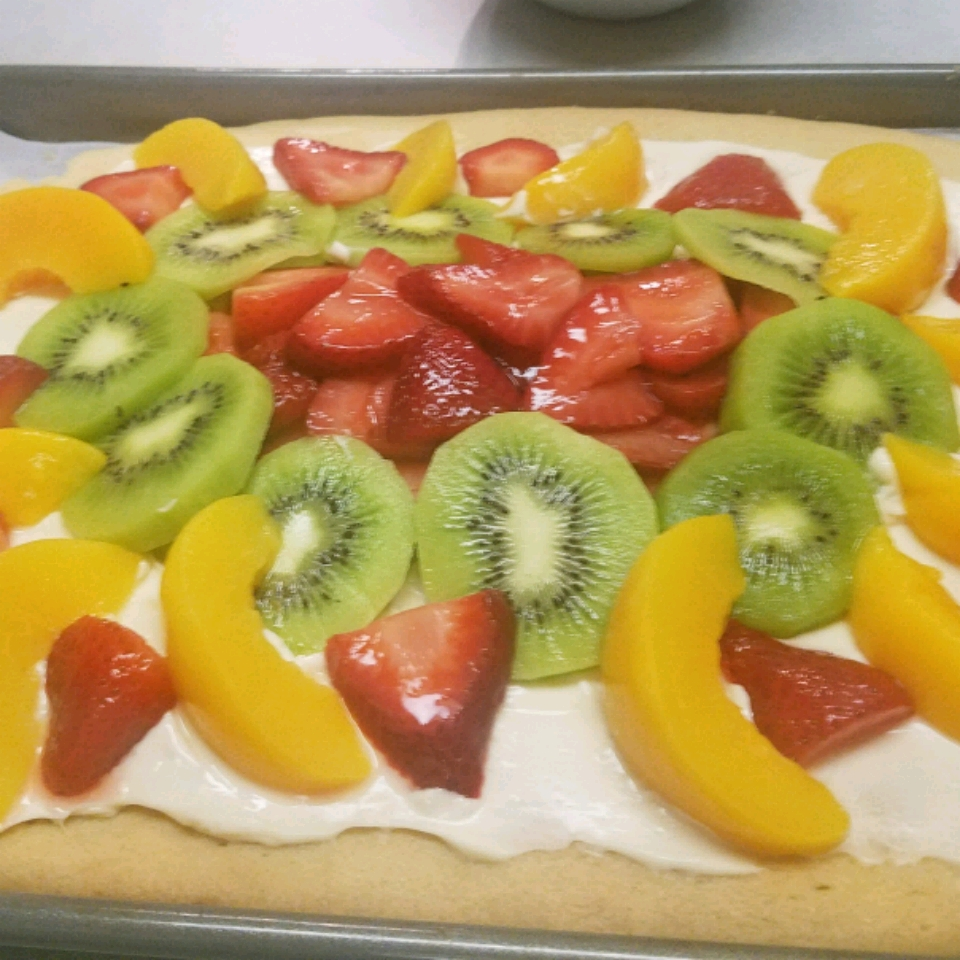 Fruit Pizza Even Better Wendy Smith